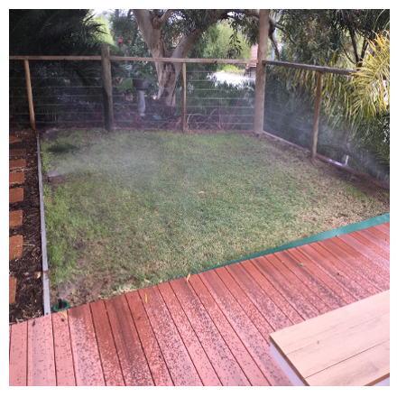 Reticulation happiness: Sprinklers lowered out of harms way. Another lawn recovering after initial installers left the sprinklers sticking up out of the lawn. Reticulation transformed to work properly repaired by K&K Reticulation Services