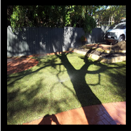 Reticulation Happiness is:  A well designed reticulation system that just works – get it from K&K Reticulation Services!
