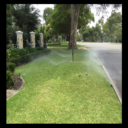 Happiness is: Reticulation bought back to its former glory and maintained annually to keep it that way. Reticulation that brings a smile to your dial, repaired by K&K Reticulation Services